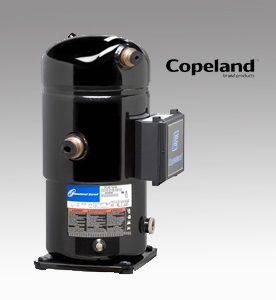 Compresor Scroll Copeland modelo ZP 154 KCE